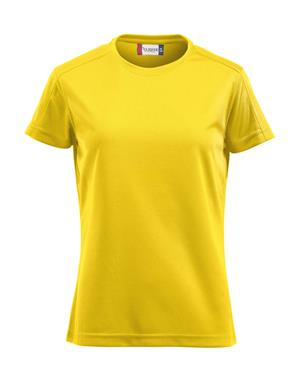 NewWave T-shirt Donna ICE-T (S - GIALLO)
