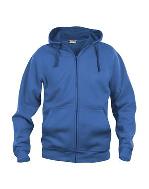 NewWave Basic Hoody Full Zip (L - ROYAL)