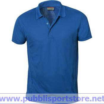 NewWave Polo ICE Sport Clique Polyestere (2XL - ROYAL)
