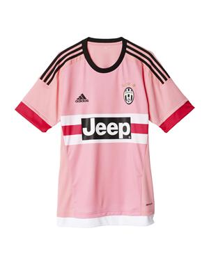 ADIDAS Maglia Away Replica Player Juventus (XL - ROSA)