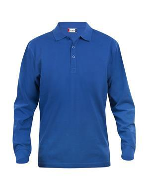 NewWave Polo Lincoln Manica Lunga (L - ROYAL)
