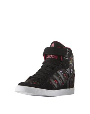 ADIDAS Scarpa Donna Extaball Up W (42-2/3 - NERO)