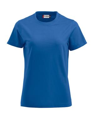 NewWave T-shirt Clique Premium-T Ladies (S - ROYAL)