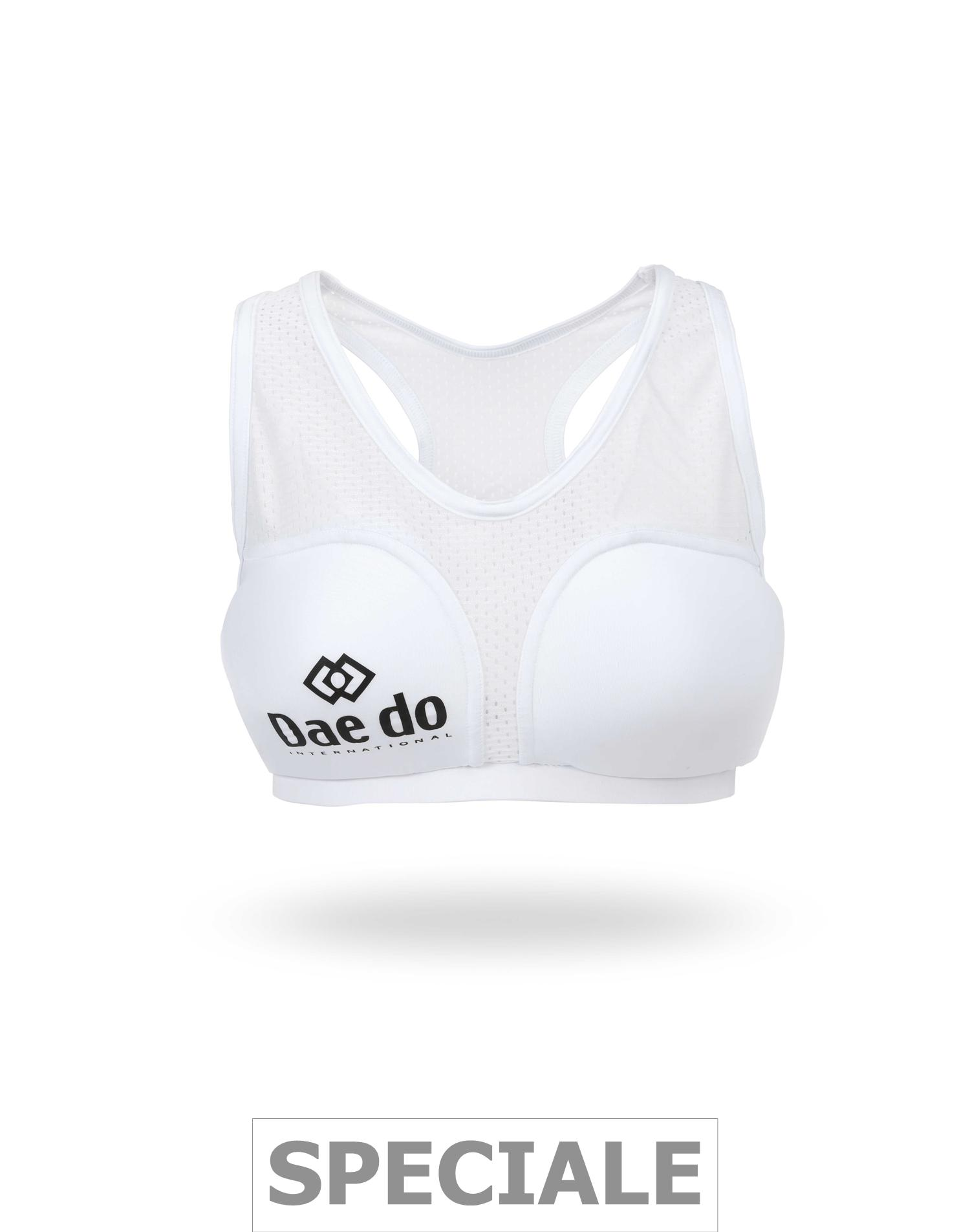 Dae Do Paraseno Tessuto Rigito Dae do (XL - BIANCO)