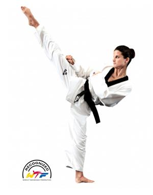Dae Do Dobok WTF Speciale Dae do (5° - 180cm - BIANCO)