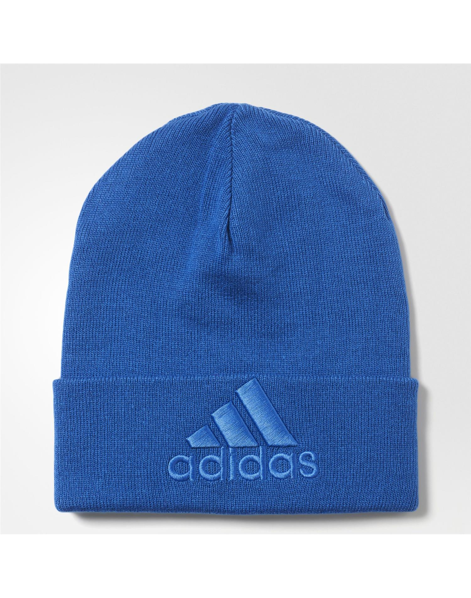 ADIDAS Berretto Badge of Sport Woolly (56cm - ROYAL)