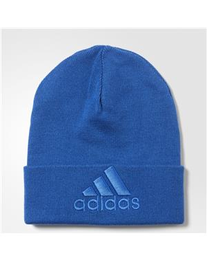 ADIDAS Berretto Badge of Sport Woolly (54cm - ROYAL)