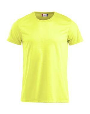 NewWave T-shirt Neon-T  (XL - GIALLO NEON)