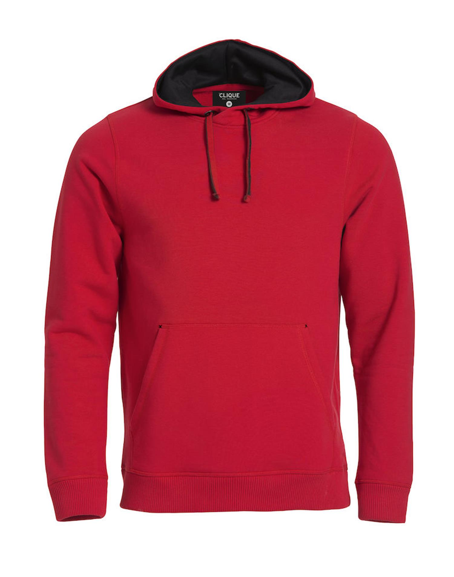 NewWave Classic Hoody (L - ROSSO)