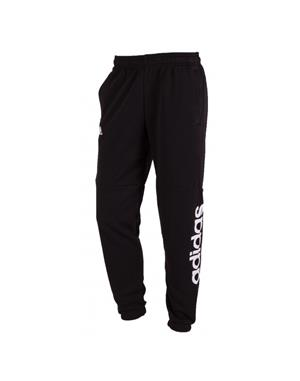 ADIDAS Pantalone Uomo Essentials Linear FT (S - NERO)