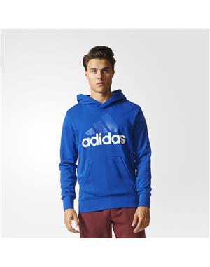 ADIDAS Felpa Linea Essentials (2XL - ROYAL)