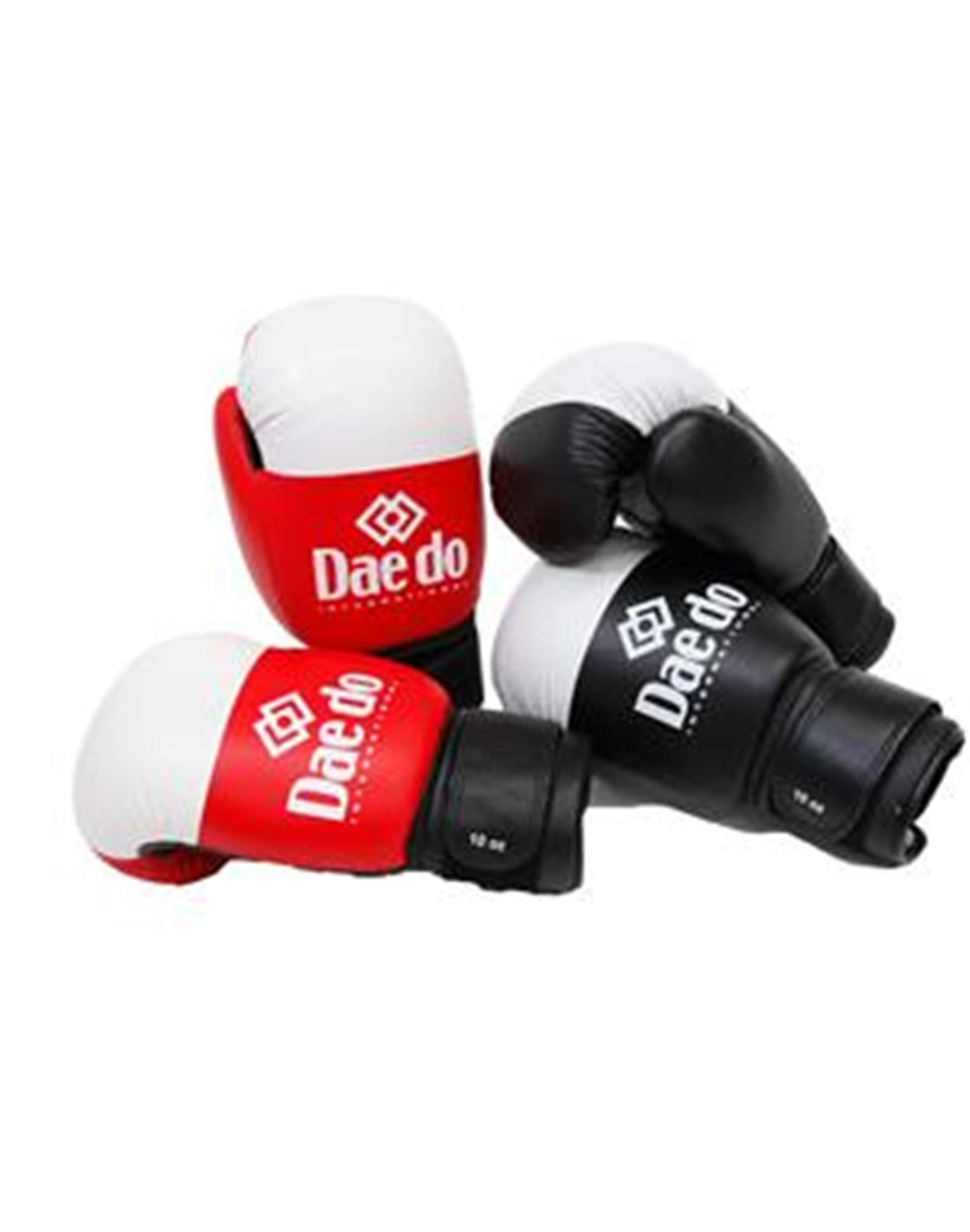 Dae Do Guanti Boxe multi Dae do Nero Bianco 8-oz
