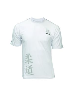 Dae Do T-shirt Judo Hyro Cool Bianco (L - BIANCO)