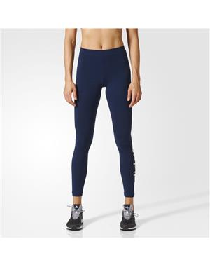 ADIDAS Tight Essentials Linear (L - BLU NAVY)
