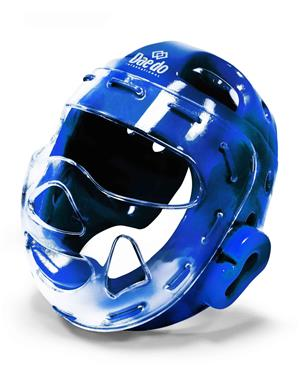 Dae Do Casco con Visiera WT Royal (XS - AZZURRO)