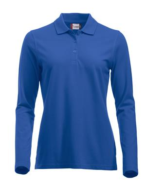 NewWave POLO L/S MARION CON POLSINI  (L - ROYAL)