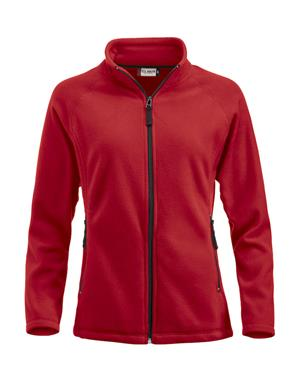 NewWave Giacca donna micropile theresa (L - ROSSO)