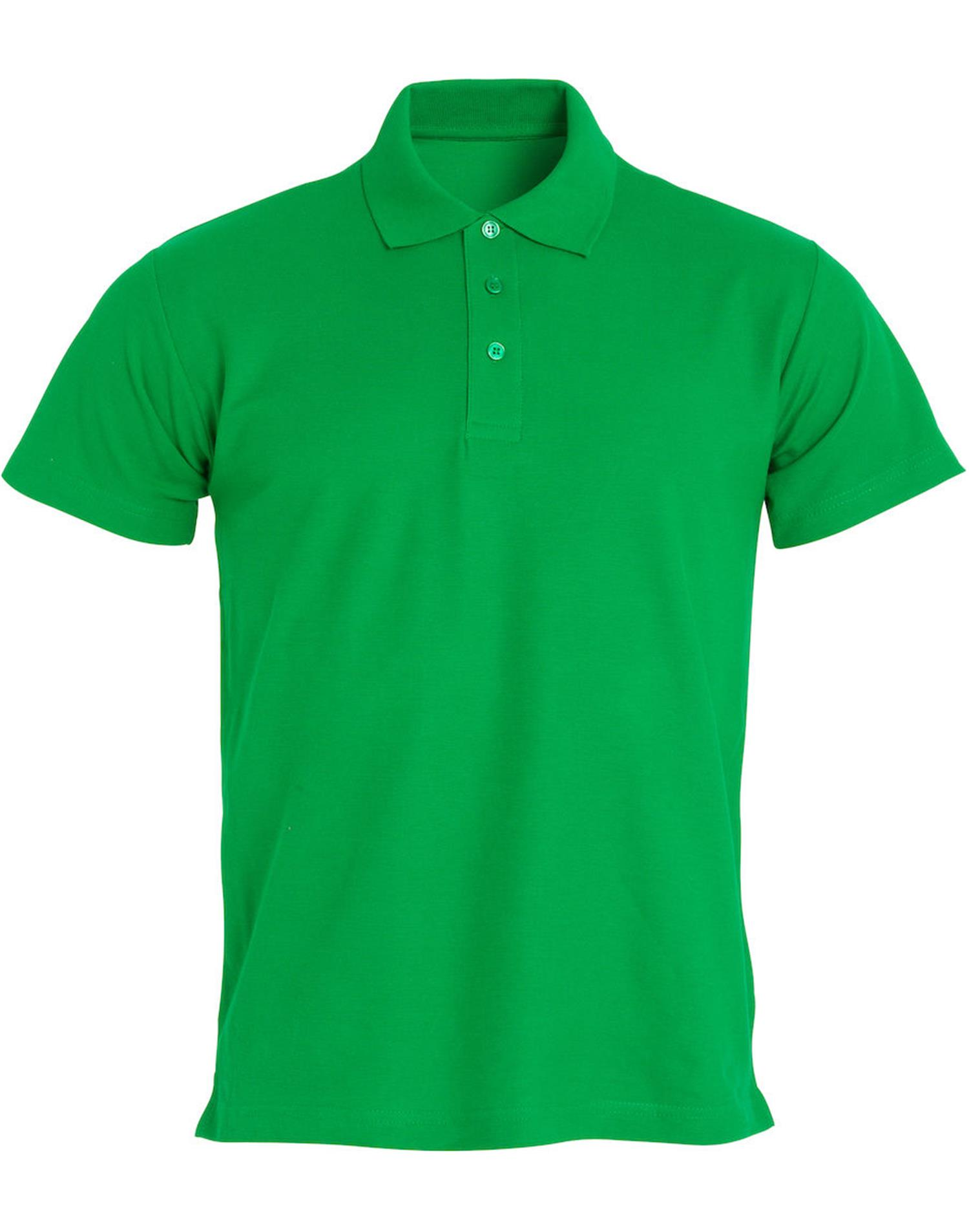 NewWave Polo Uomo Basic (3XL - VERDE ACIDO)