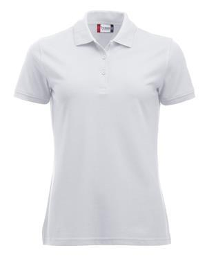 NewWave Polo Donna Manhattan (XL - BIANCO)