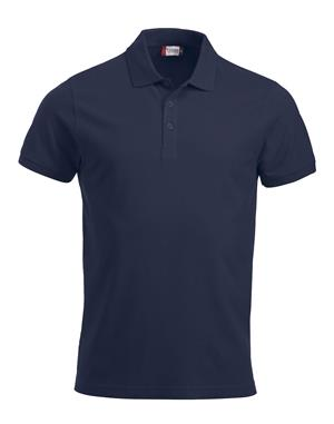 NewWave Polo Lincoln Classic Manica Corta (S - BLU NAVY)