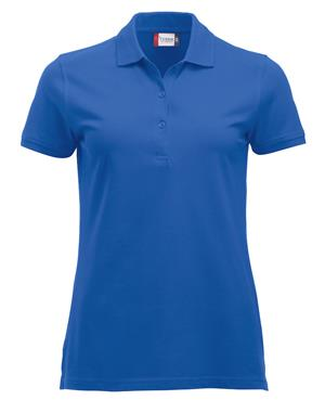 NewWave Polo Donna Marion Manica Corta (L - ROYAL)