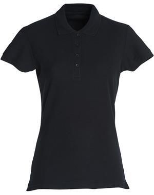 NewWave Polo donna basic (XL - NERO)