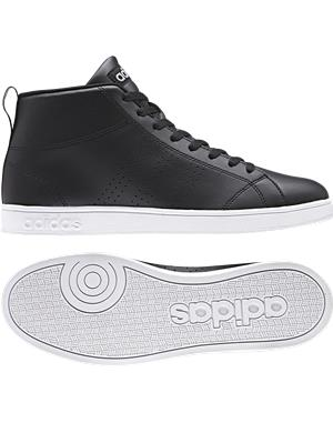 ADIDAS Scarpe Advantage Clean Mid (43-1/3 - NERO)