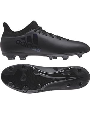 ADIDAS Scarpe da Calcio X 17.3 Firm Ground (40-2/3 - NERO)