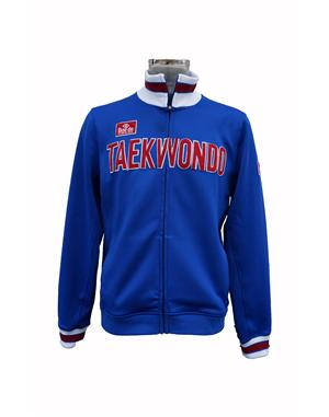 Dae Do Felpa Taekwondo (2XL - ROYAL)