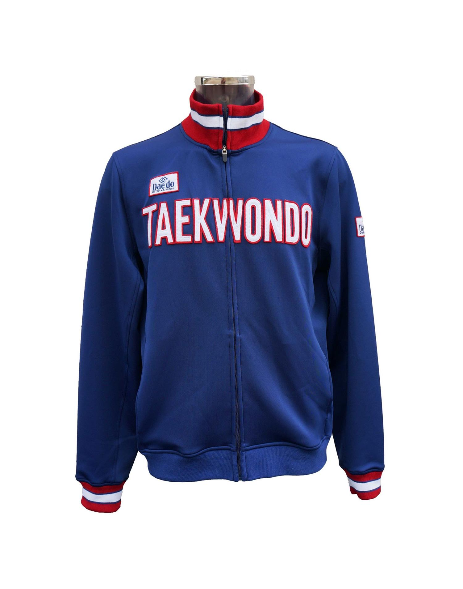 Dae Do Felpa Taekwondo (2XL - BLU NAVY)