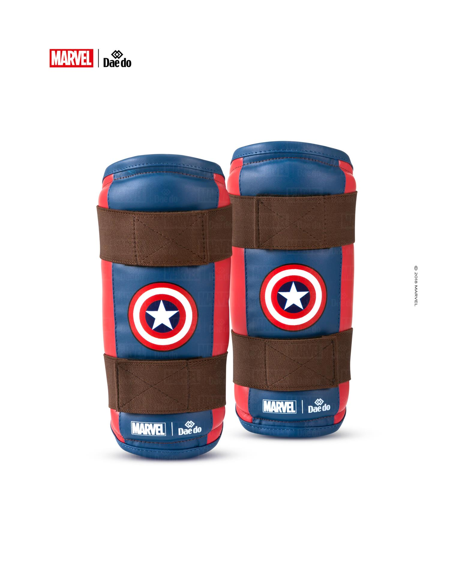 Dae Do Parabraccia Marvel Capitan America (2XS)
