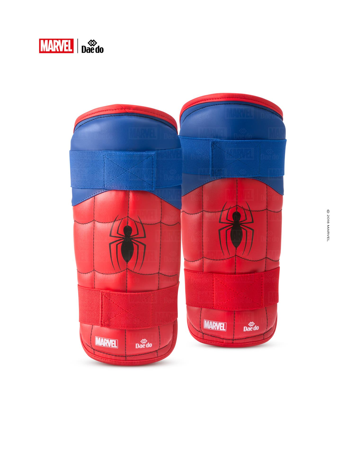 Dae Do Parastinco Marvel Spider-Man (XS - ROSSO - BLU)