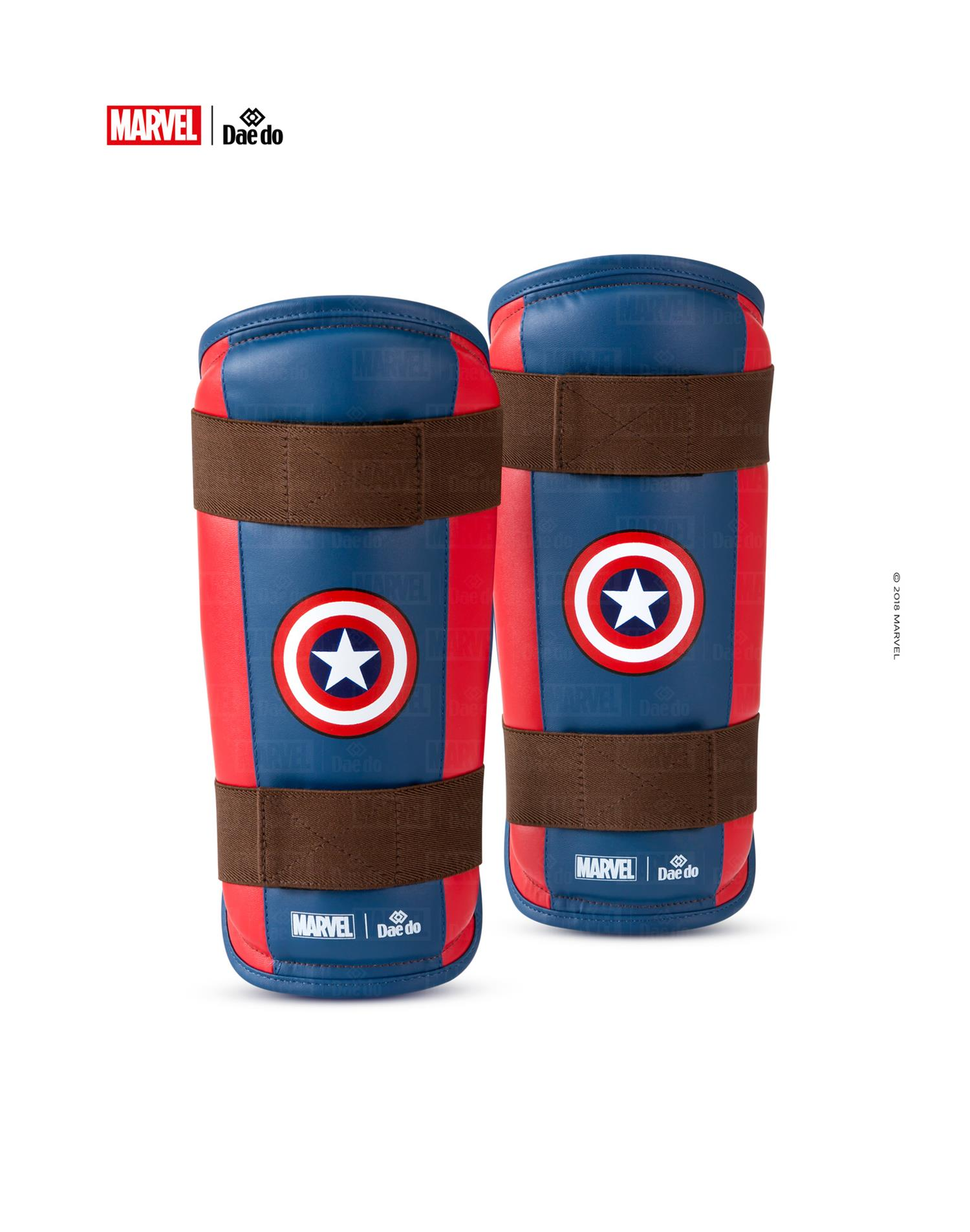 Dae Do Parastinco Marvel Capitan America (XS)