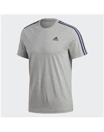 ADIDAS T-shirt Essential 3-Stripes Tee Uomo