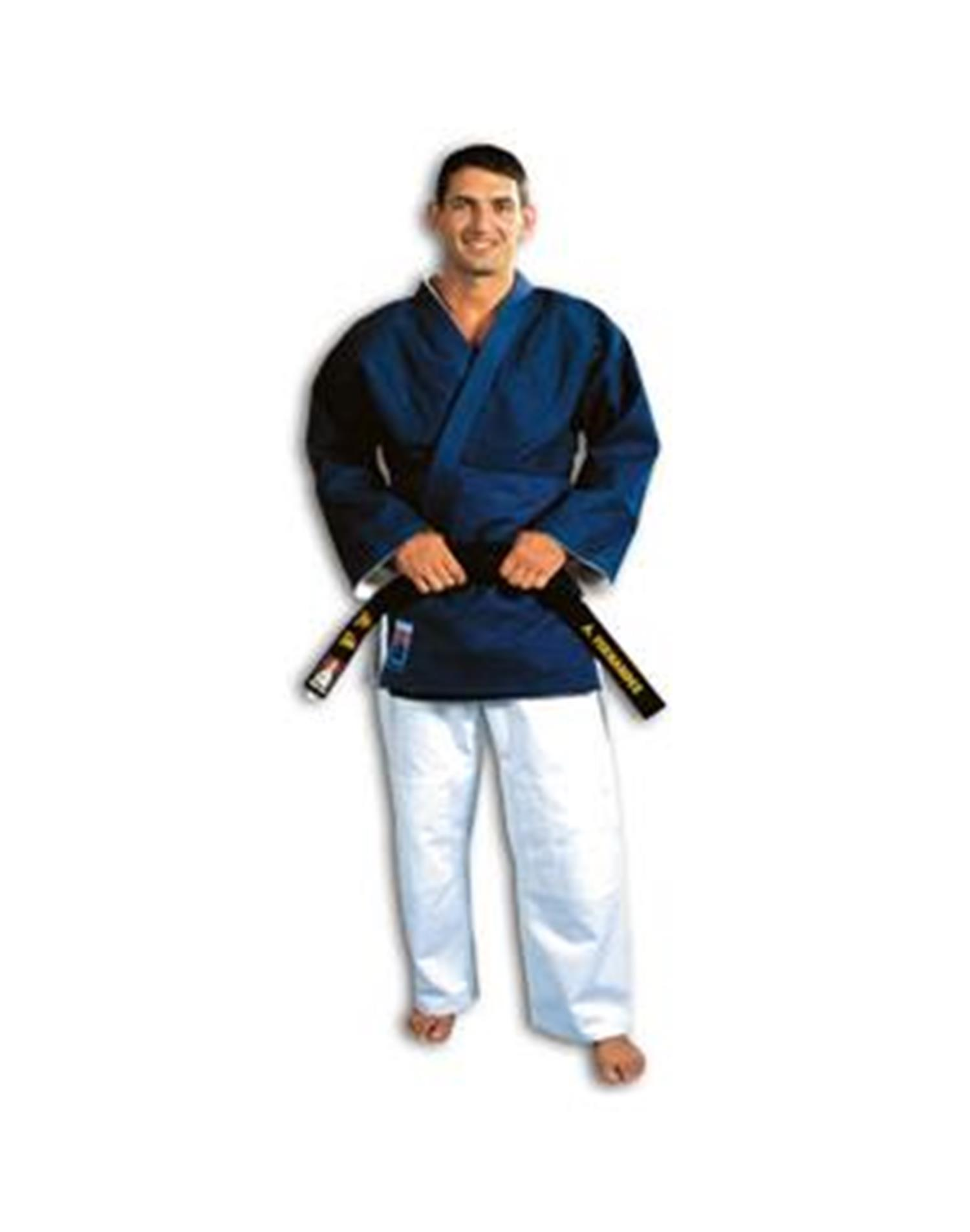 Dae Do Judogi Elite Reversibile Blu-Bianco