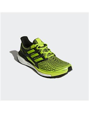 ADIDAS Scarpa Energy Boost M (45-1/3 - LIME - NERO)