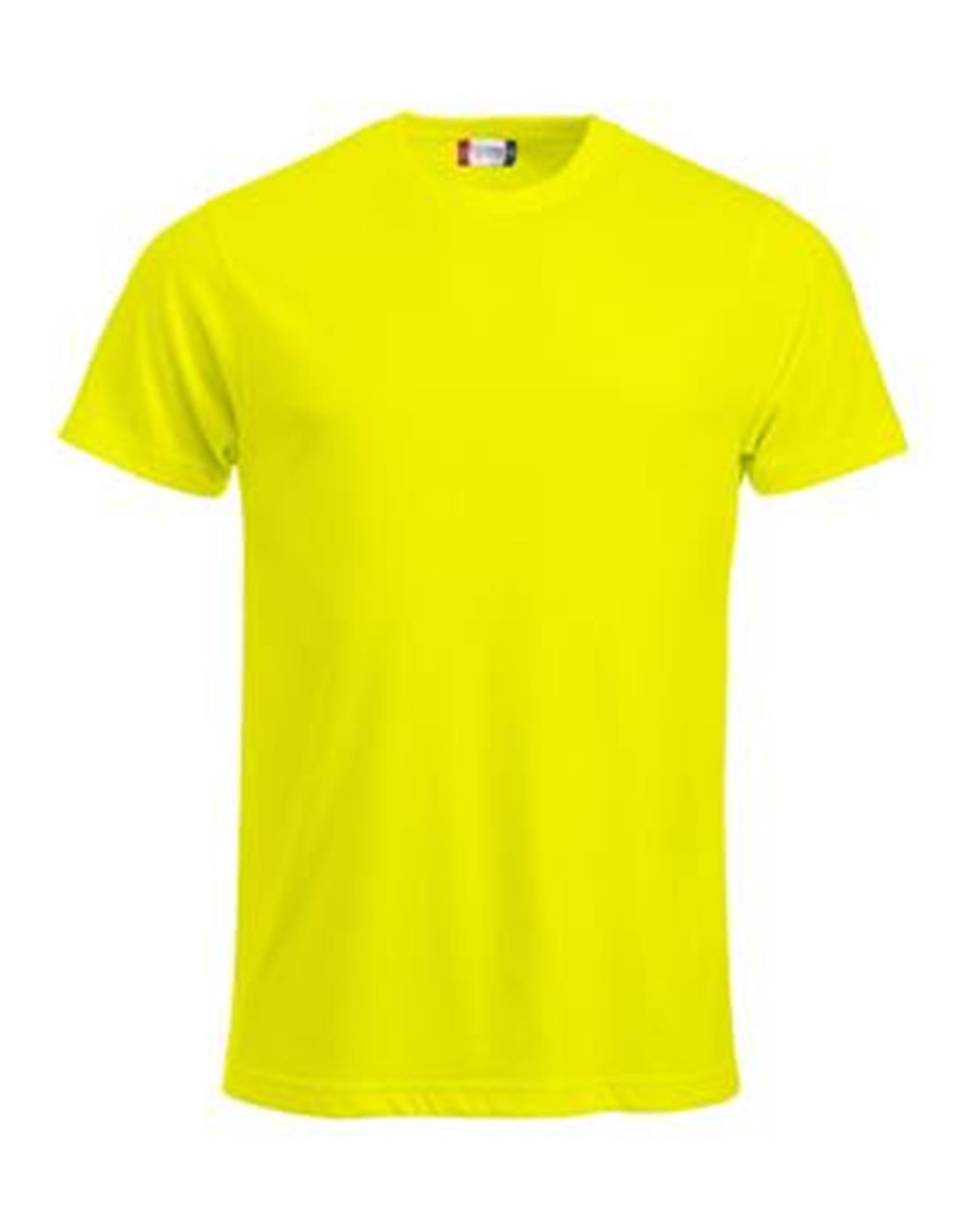 NewWave T-SHIRT 160 gm CLASSIC-T (L - GIALLO HV)