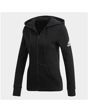 ADIDAS FELPA DONNA ESSENTIALS SOLID NERO (2XS - NERO)