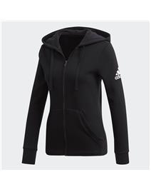 ADIDAS FELPA DONNA ESSENTIALS SOLID NERO