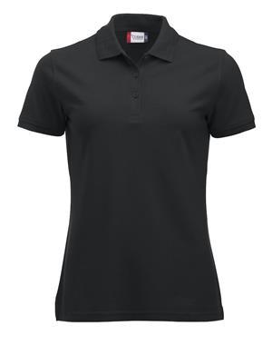 NewWave Polo Donna Manhattan (S - NERO)