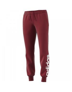 ADIDAS Pantalone donna Adidas Essentials Linear FL PT (S - Noble Maroon)