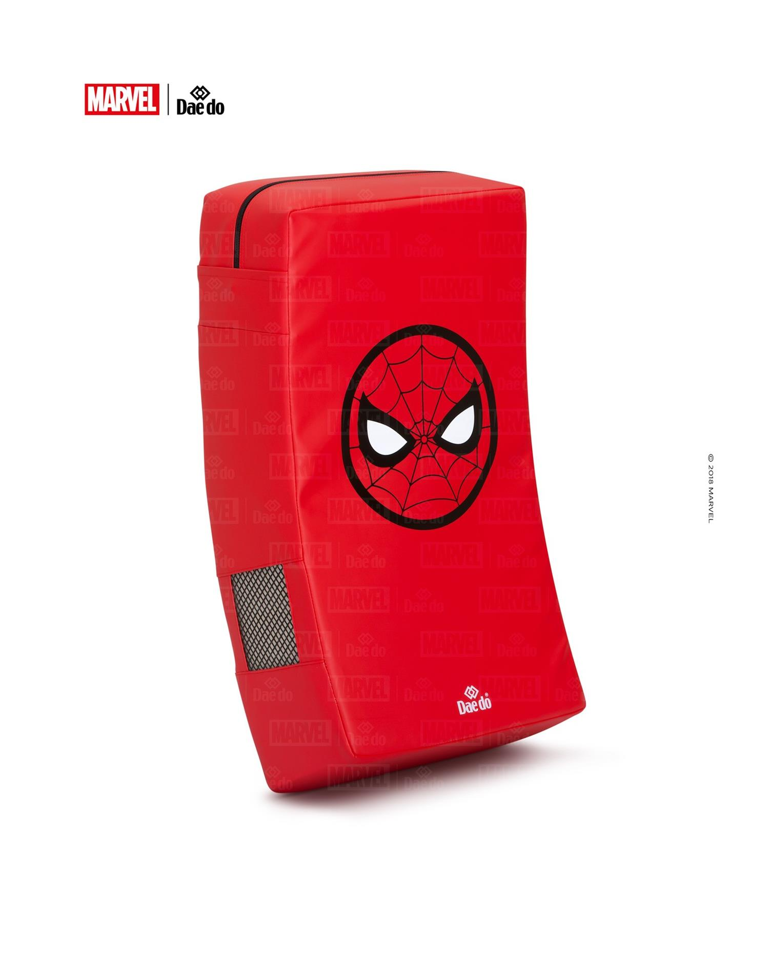 Dae Do Scudo Junior Spider-Man (Junior 57 x 15 cm - ROSSO - BLU)