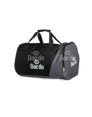 Dae Do BORSA SPORTIVA MEDIA NERO (52X32X31 - NERO - GRIGIO)