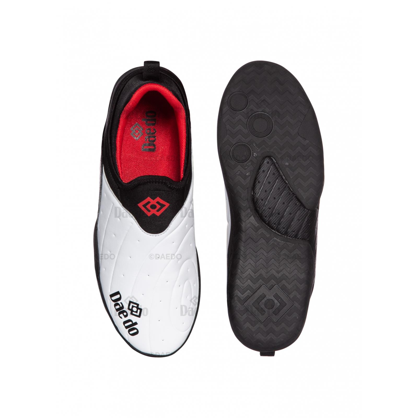 Dae Do SCARPA ACTION NERA DAE DO (38 - BIANCO - NERO)