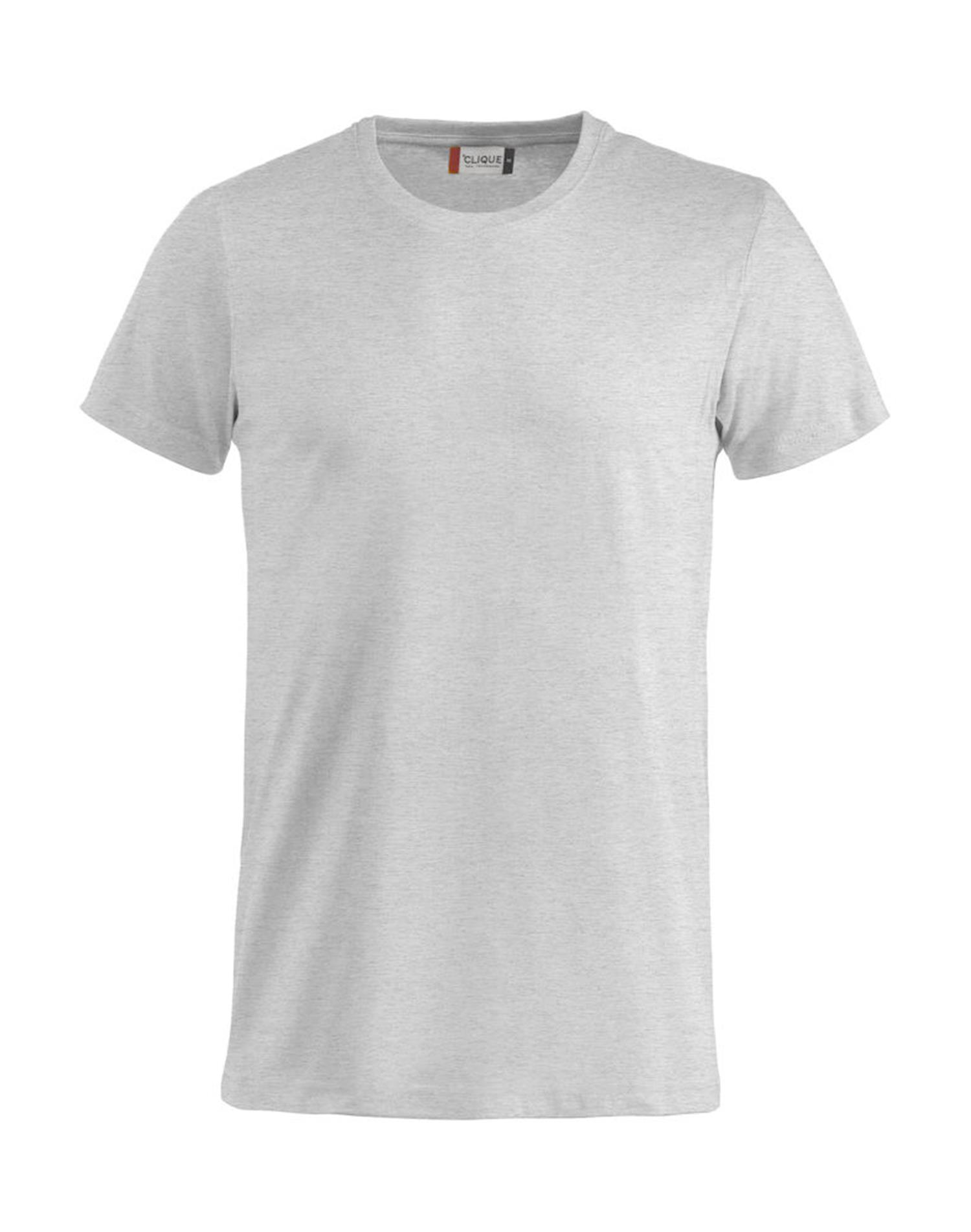 NewWave T-shirt Basic-T Clique (XS - GRIGIO)