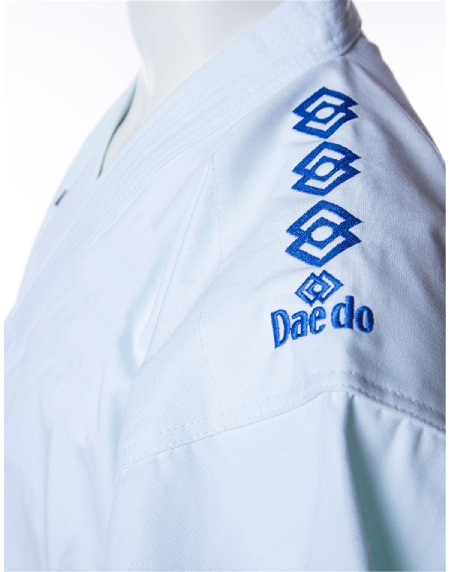 Dae Do BORDATURA BLU LOGO DAEDO