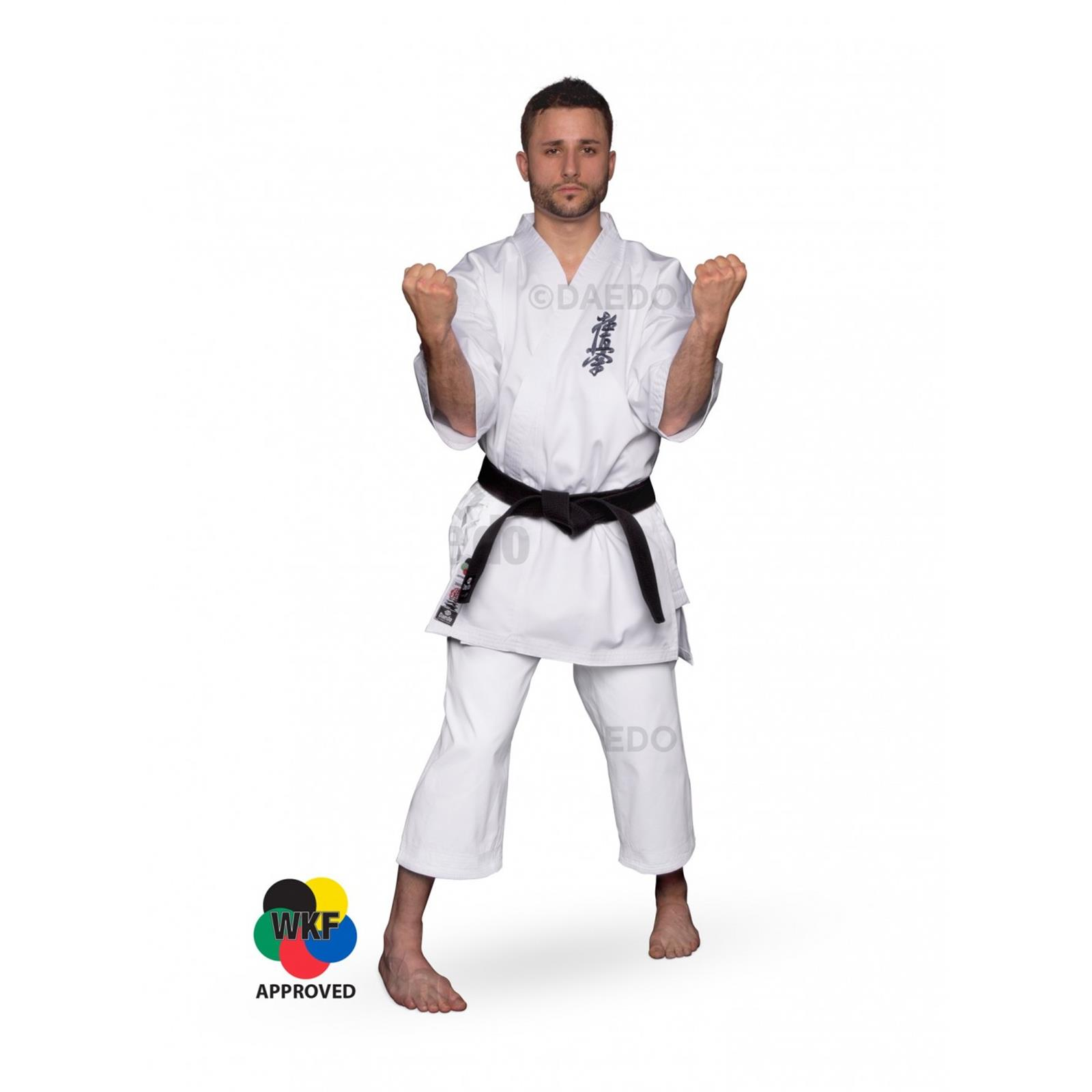 Dae Do Kyokushinkai Shodan Dae do (2° - 150cm - BIANCO)