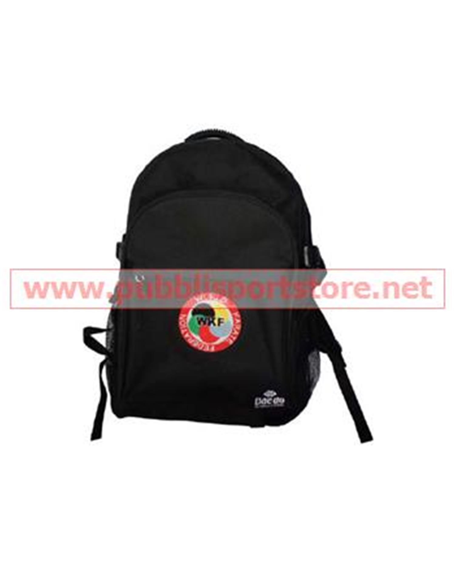 Dae Do Zaino Grande Karate Logo WKF NE