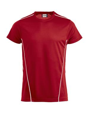 NewWave T-shirt Clique ICE Sport T (S - ROSSO)