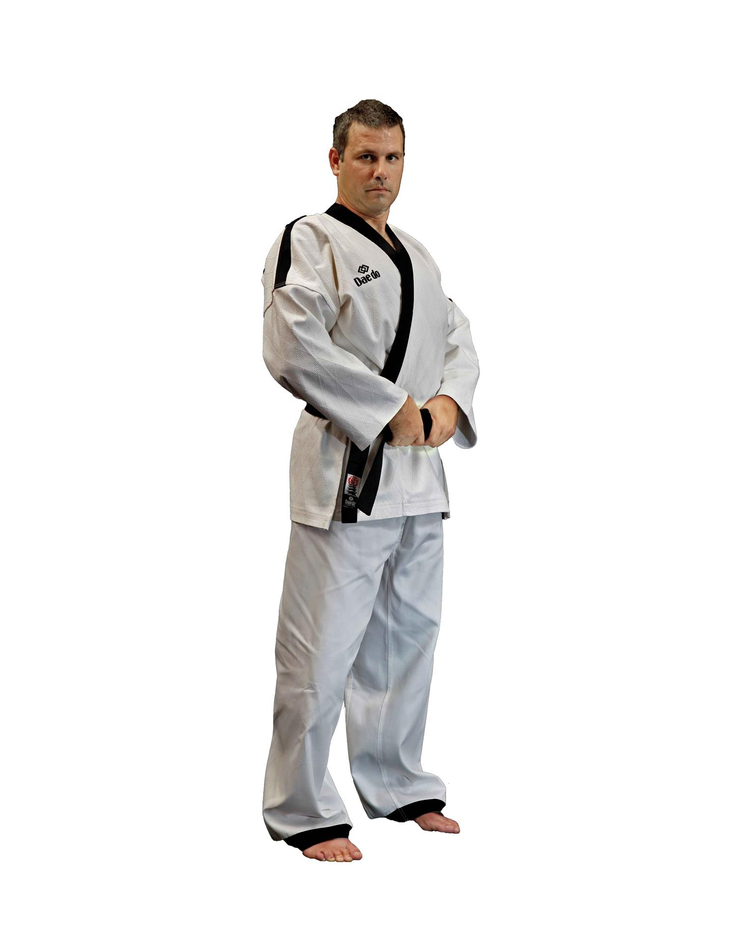 Dae Do Uniforme Hapkido Master (4° - 170cm - BIANCO)